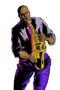 Akbar Comics: Captain Calabar: Adewale Ogunjobi