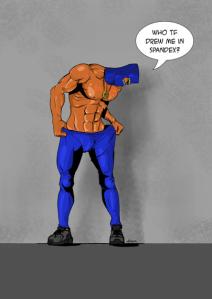 Akbar Comics; Captain Calabar