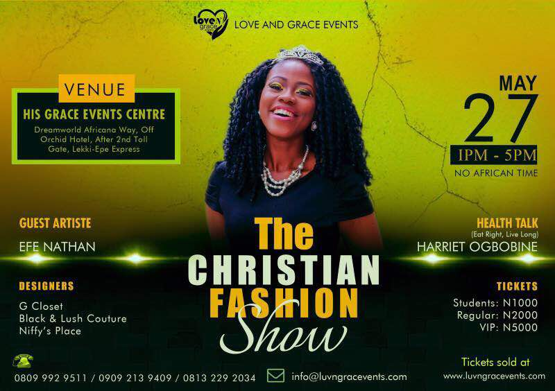 The Christian Fashion Show