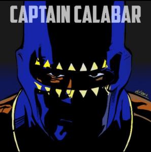 Captain Calabar - Akbar Comics