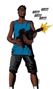 Akbar Comics: Captain Calabar: Lanre Williams